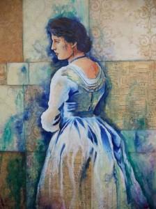 La jeune Eliza - Céline Poirier