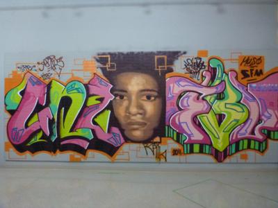 GRAFFITI : L'ART À VIF